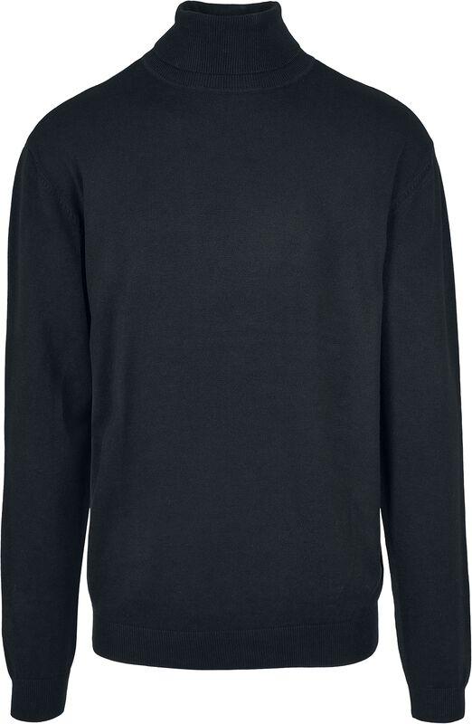 Basic Turtleneck Sweater svetari