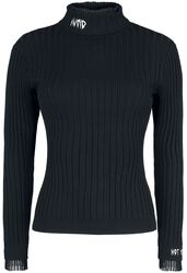 Avoid Turtle Neck Sweater