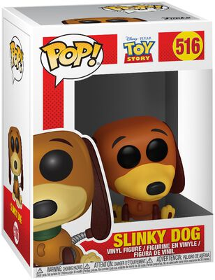 Slinky Dog Vinyl Figure 516 (figuuri)