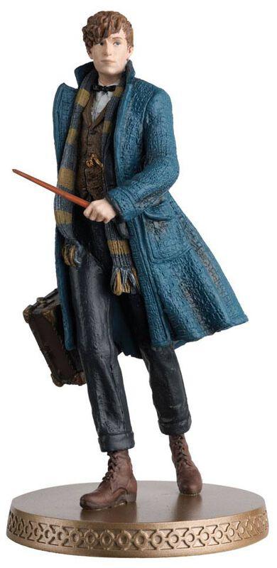 Wizarding World Figurine Collection Newt Scamander (figuuri)