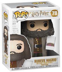 Rubeus Hagrid (Oversize) Vinyl Figure 78 (figuuri)