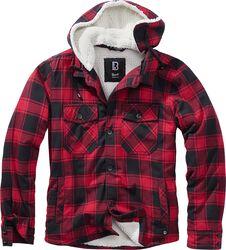 Lumberjacket Hooded välikausitakki