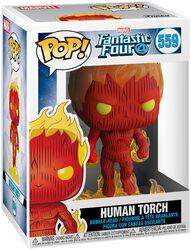 Human Torch Vinyl Figure 559 (figuuri)