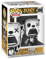 Bendy And The Ink Machine Piper Vinyl Figure 389 (figuuri)
