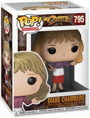 Cheers Diane Chambers Vinyl Figure 795 (figuuri)