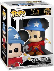 Sorcerer Mickey Vinyl Figure 799 (figuuri)