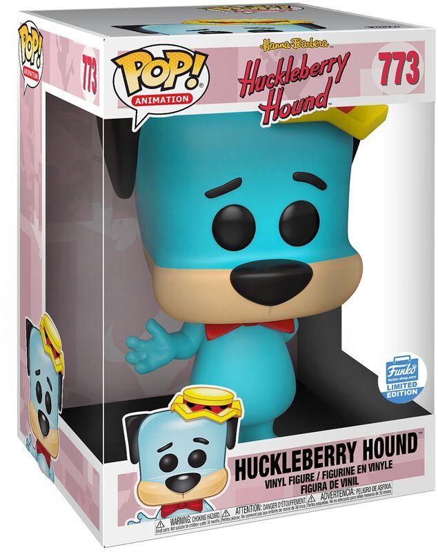 Huckleberry Hound (Supersized) (Funko Shop Europe) (Chase-mahdollisuus) Vinyl Figure 773 (figuuri)