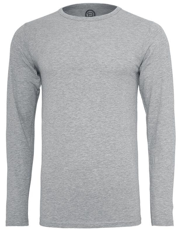Pitkähihainen tyköistuva paita