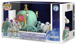 Cinderella's Carriage (Pop! Rides) Vinyl Figure 78 (figuuri)