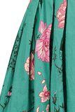 Peacock Baroque Skirt