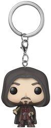 Aragorn Pocket POP! Keychain