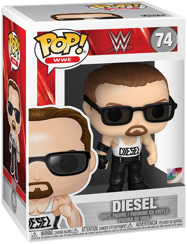 Diesel (Chase-mahdollisuus) Vinyl Figure 74 (figuuri)
