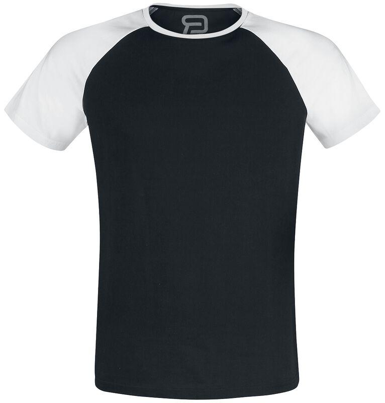 Raglan road lyhythihainen paita