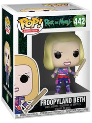 Froopyland Beth Vinyl Figure 442 (figuuri)