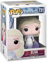 2 - Elsa Vinyl Figure 731 (figuuri)