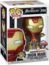 Avengers - Iron Man (Gamerverse) Vinyl Figure 634 (figuuri)