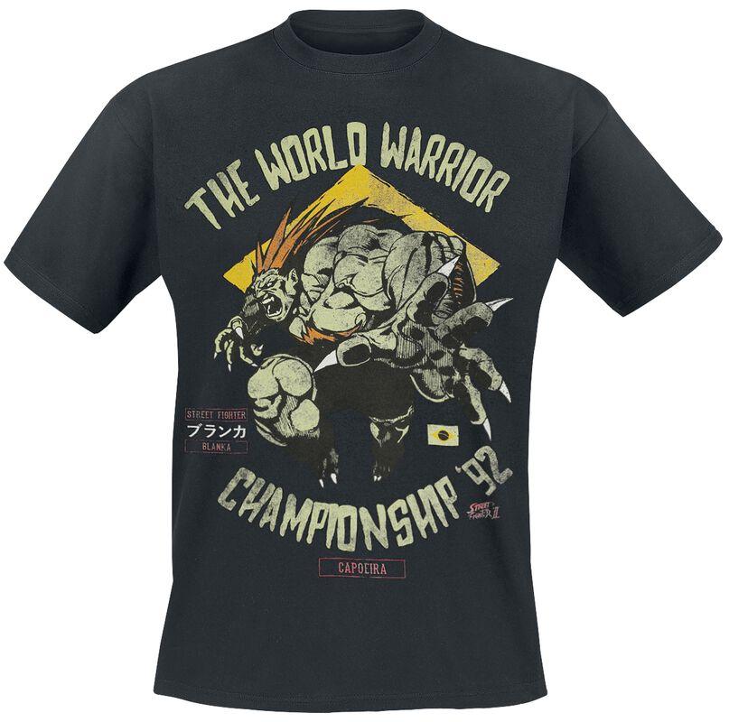 The World Warrior