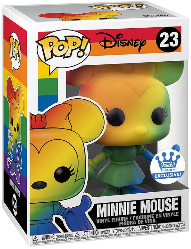 Pride - Minnie Mouse (Funko Shop Europe) Vinyl Figure 23 (figuuri)
