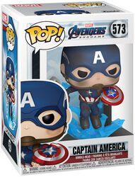 Endgame - Captain America Vinyl Figure 573 (figuuri)