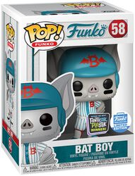 Fantastik Plastik Bat Boy (Funko Shop Europe) Vinyl Figure 58