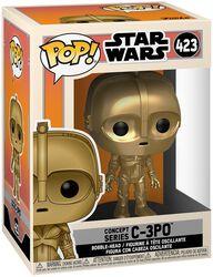 C-3PO (Concept Series) Vinyl Figure 423 (figuuri)