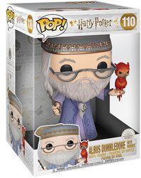 Dumbledore With Fawkes (Life Size) Vinyl Figure 110 (figuuri)