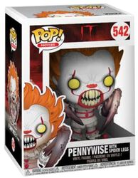 Pennywise with Spider Legs Vinyl Figure 542 (figuuri)