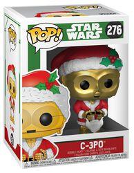 Holiday Santa C-3PO Vinyl Figure 276 (figuuri)