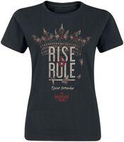 BSC naisten T-paita- 04/2021