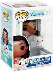 Moana & Pua Vinyl Figure 213 (figuuri)