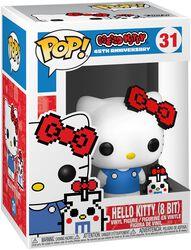 Hello Kitty (8 Bit) (Chase-mahdollisuus) - Vinyl Figure 31 (figuuri)