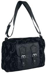 Satin Cat Brocade Medieval Bag