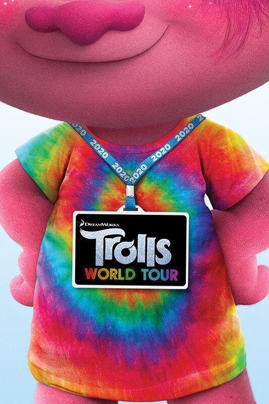 World Tour - Backstage Pass
