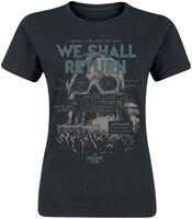 BSC naisten T-paita - 08/2021