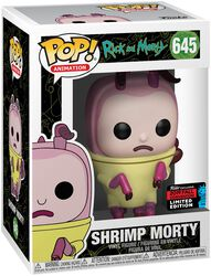 NYCC 2019 - Shrimp Morty Vinyl Figure 645 (figuuri)