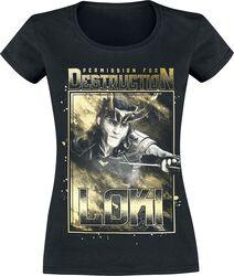 Loki - Permisson For Destruction 4ef7c3567a