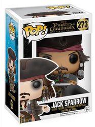 Salazar's Revenge - Jack Sparrow Vinyylifiguuri 273