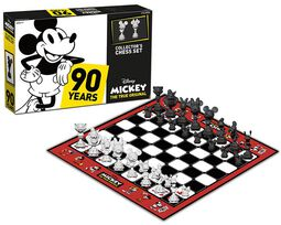 Mickey*s 90th Anniversary - Collector's Chess Set Mickey