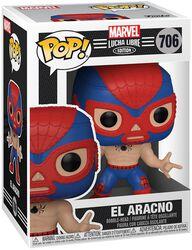 El Aracno - Marvel Luchadores - Vinyl Figure 706 (figuuri)