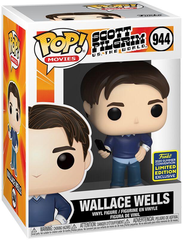 SDCC 2020 - Wallace Wells (Funko Shop Europe) Vinyl Figure 944 (figuuri)