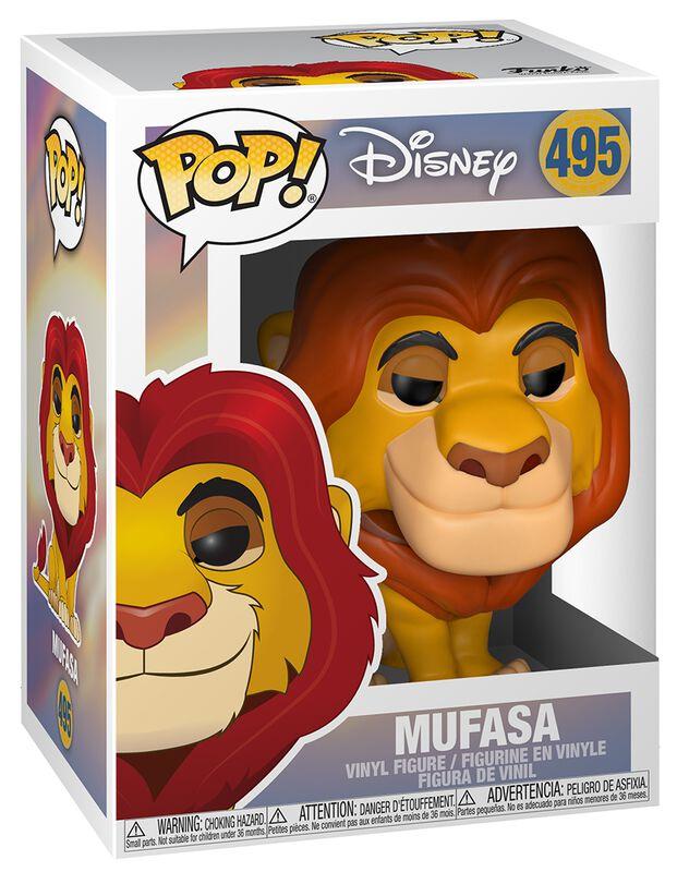 Mufasa Vinyl Figure 495 (figuuri)