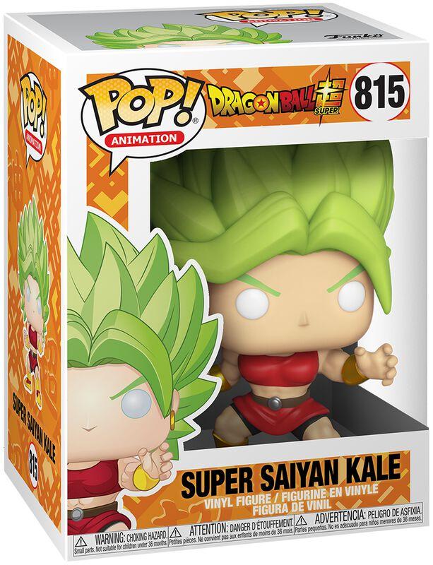 Super - Super Saiyan Kale Vinyl Figure 815 (figuuri)
