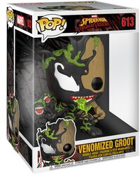 Maximum Venom - Venomized Groot (Life Size) Figure 613 (figuuri)