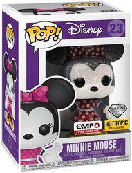 Minnie Mouse (Glitter) Vinyl Figure 23 (figuuri)
