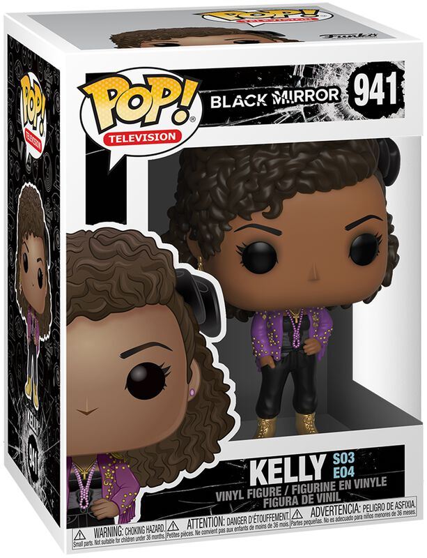 Black Mirror Kelly Vinyl Figure 941 (figuuri)