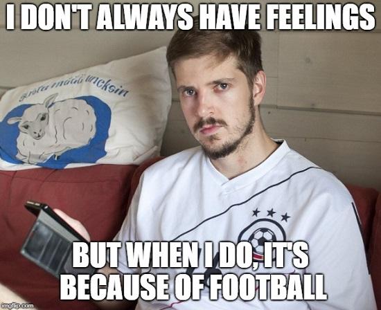 Kuva: Juho Nevalainen Meme: Teemu Michael Co.